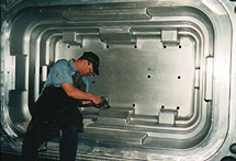 High & Low Pressure Injection Molds, and Structural & Web Molds
